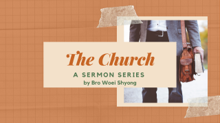 The Church Sermon Series