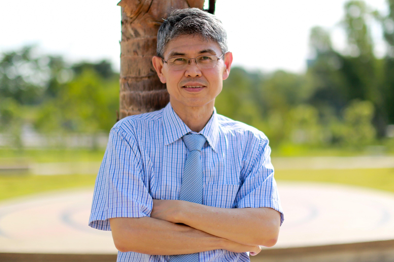 Our leaders Pastor Peter Kek