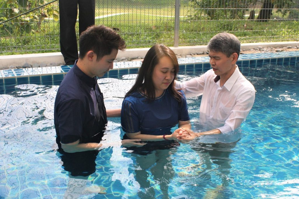 Grace Reformed Church Malaysia Baptism