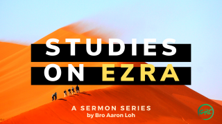 Studies On Ezra Series Graphic