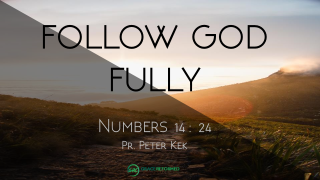 Follow God Fully