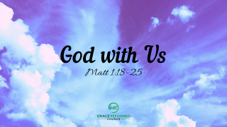 God With Us Sermon