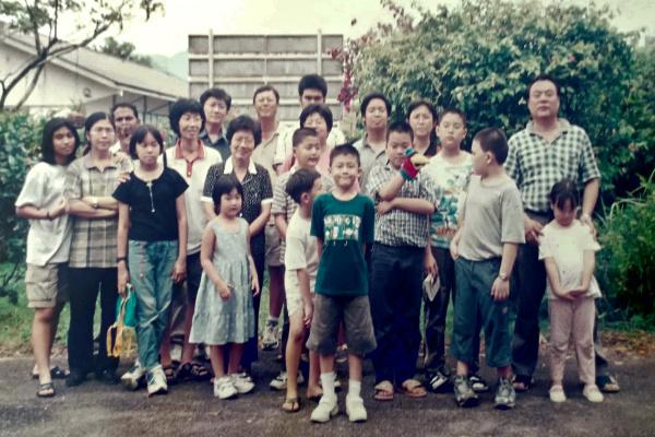 Puchong Grace Church Founding Families