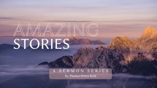Amazing Stories series graphics